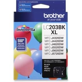Brother LC-203 XL Black Ink Cartridge (LC203BK)
