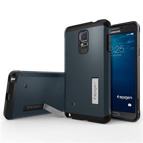 Spigen Tough Armor Case for Samsung Galaxy Note 4 - Metal Slate (SGP11140)