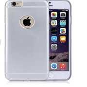 BINLI ALUMINUM BACK CASE FOR iPhone6 Plus - Silver