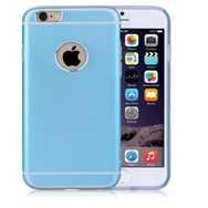 BINLI ALUMINUM BACK CASE FOR iPhone6 Plus - Blue