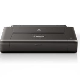 Canon PIXMA iP110 Mobile Printer with Battery