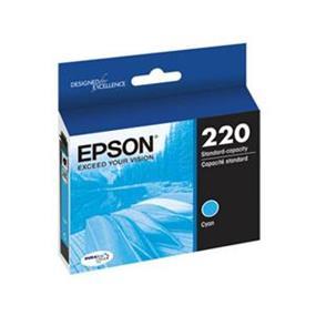 Epson 220 Cyan Ink Cartridge (T220220-S)