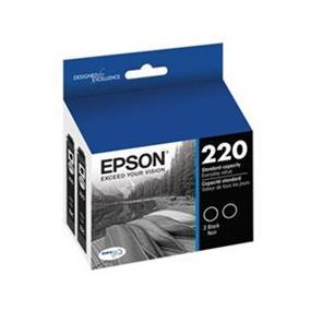 Epson 220 Black Ink Cartridge (T220120-S)