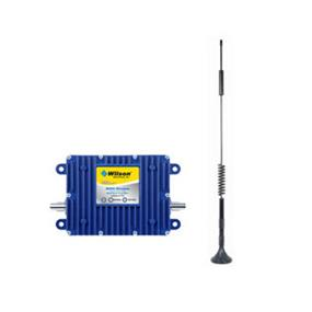 Wilson Kit (Dual-Band Mobile Wireless) 800/1900 w/ Mag Antenna In-Vehicle Amplifier - SMA (801212F)