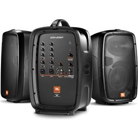 "JBL EON206P - Portable 6.5"" Two-Way System With Detachable Powered Mixer ** Lower Pricing Available In-Store **"