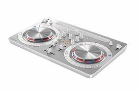 Pioneer DJ DDJ-WeGO3 - Digital DJ Controller (White)