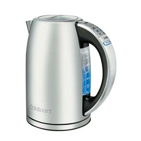 Cuisinart Perfect Temp 1.7 Litre Cordless Wireless Electric Programmable Kettle - Stainless Steel (CPK-17C)