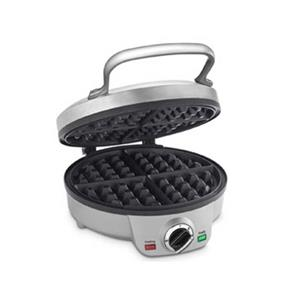 Cuisinart Round Belgian Waffle Maker - Stainless Steel (WAF-200C)