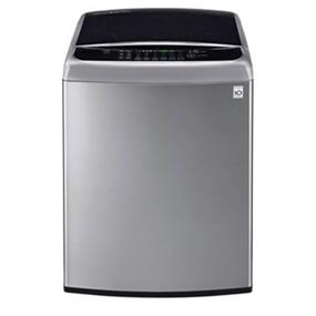 LG 5.0 cu.ft. Mega Capacity Front Control High Efficiency Turbo Wash Top Load Washer with Steam - Graphite Steel (WT1801HVA)