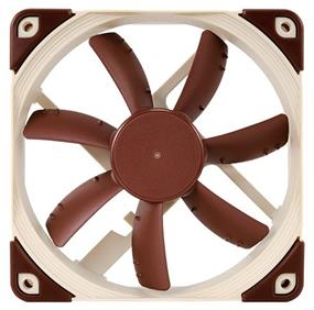 Noctua Fan NF-S12A PWM Anti-Stall Knobs Blade Tips SSO2 Bearing 120x120x25mm Retail