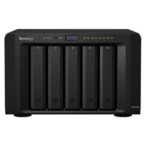 Synology DS1515+ DiskStation Server Atom C2538 Quad Core 2GB DDR3 3.5/2.5inch SATA Retail