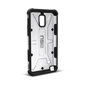 UAG Samsung Galaxy Note 4 Ice/Black (Maverick) Composite case (UAG-GLXN4-ICE-VP)
