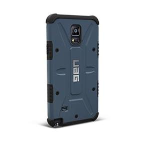 UAG Samsung Galaxy Note 4 Slate/Black (Aero) Composite case (UAG-GLXN4-SLT-VP)