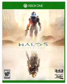 Halo 5 Guardians - Standard Edition (Xbox One)