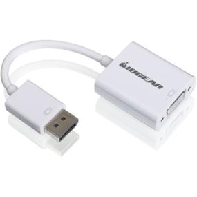 IOGEAR DisplayPort to VGA Adapter Cable - DisplayPort/VGA for Video Device, TV, Monitor, Projector, iMac, MacBook - 1 Pack - 1 x DisplayPort Male Digital Audio/Video - 1 x HD-15 Female VGA (GDPVGAW6)