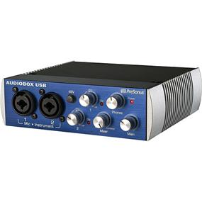 PreSonus AudioBox USB - Audio Recording Interface ** Employee Promo Available Now In-Store. Please ask for more details. **