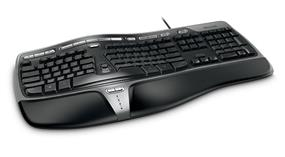 Microsoft Natural Ergonomic Keyboard 4000 - USB - French (Canada) (B2M-00014)