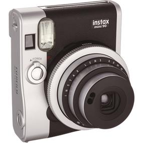 Fujifilm instax mini 90 - Neo Classic Instant Camera w/ 10 Exp Film (Black)