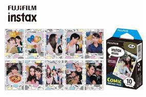Fujifilm Instax Mini Film - Comic (10 Exposure)
