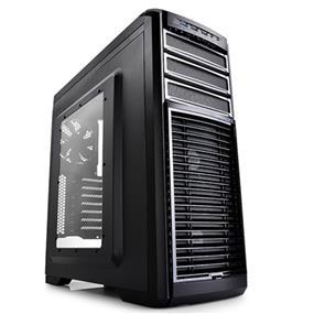 Deepcool Kendomen TI Black with Titanium Highlights Window Mid Tower Case