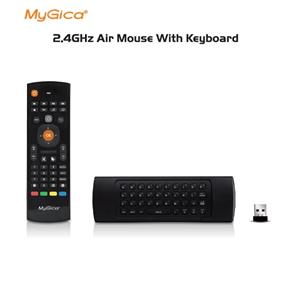 MyGica KR301 2.4GHz Air Mouse with Keyboard