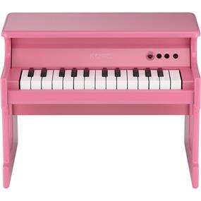 KORG tinyPIANO - Digital Toy Piano with Speakers (Pink)
