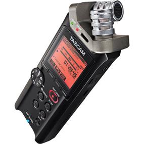 Tascam DR-22WL - Portable Handheld Recorder with Wi-Fi