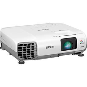 Epson PowerLite 97 XGA 1024 x 768 2700 Lumens, 10000:1 Contrast Ratio 3LCD Projector V11H576020