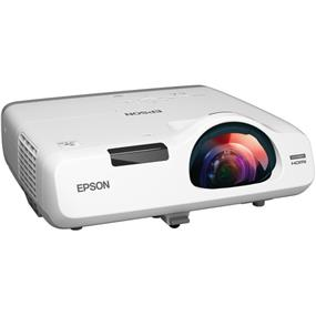 Epson PowerLite 525 Short Throw