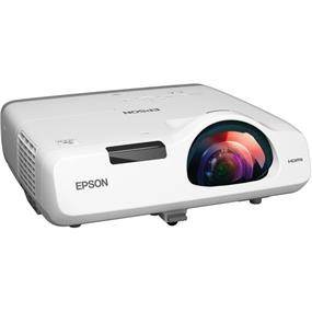 Epson PowerLite 530 Short Throw