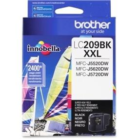 Brother LC-209 XXL Black Ink Cartridge (LC209BK)