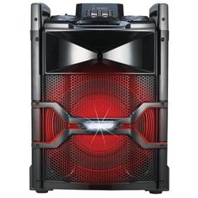 LG OM5541 - X-Boom Cube 400W Bluetooth Speaker System (Open Box)