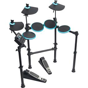 Alesis DM Lite Kit - Electronic Drumset with Portable Folding Rack