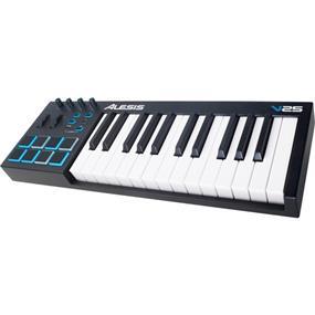 Alesis V25 - 25-Key USB MIDI Keyboard Controller