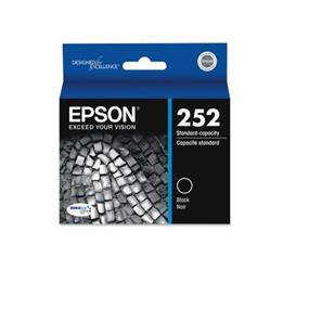 Epson 252 Black Ink Cartridge (T252120-S)