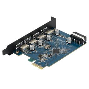 ORICO PVU3-4P USB 3.0 PCI-E Express Card With 4 USB 3.0 Ports for Desktops