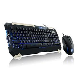 Thermaltake esport Commander KB + Mouse Combo (KB-CMC-PLBLUS-01)