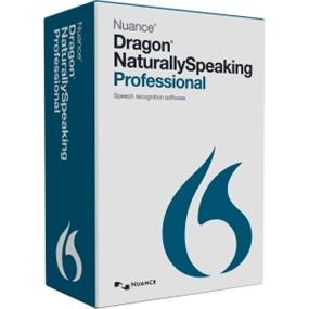 Nuance Dragon NaturallySpeaking v.13.0 Professional - 1 User - Voice Recognition - Local Government, State Government Box - DVD-ROM - PC - English