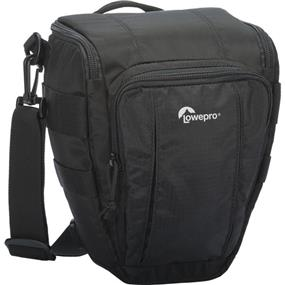 Lowepro Toploader Zoom 50 AW II - Shoulder Bag (Black)
