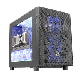 Thermaltake Core X2 Black mATX Stackable Cube Case (CA-1D7-00C1WN-00)