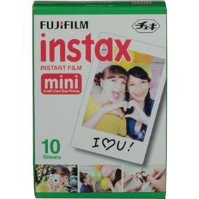 Fujifilm Instax Mini Instant Film - Single Pack (10 Exposures)