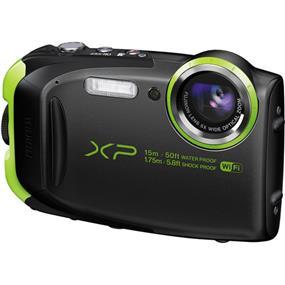 Fujifilm FinePix XP80 - Digital Camera (Graphite Black)