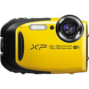 Fujifilm FinePix XP80 - Digital Camera (Yellow)