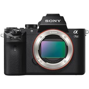Sony Alpha a7II - Mirrorless Digital Camera (Body Only)