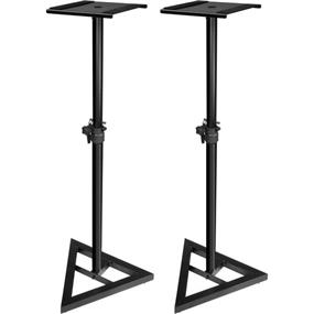 Ultimate Support JS-MS70 - Studio Monitor Speaker Stands (Black, Pair)
