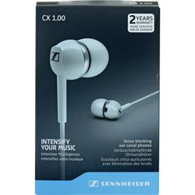Sennheiser CX 1.00 - Earphones (White)