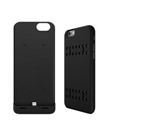 Boostcase Hybrid Power Case 2700mAh iPhone 6 Plus Black (Matte Finish)