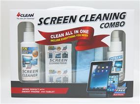 4Clean Complete Computer Care Kit