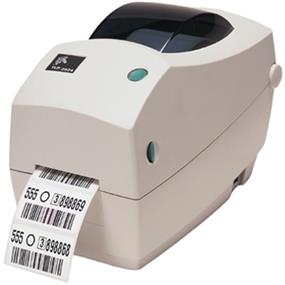 Zebra TLP2824 Plus Thermal Label Printer - Monochrome - 101.60 mm/s Mono - 203 dpi - Parallel (282P-101210-000)