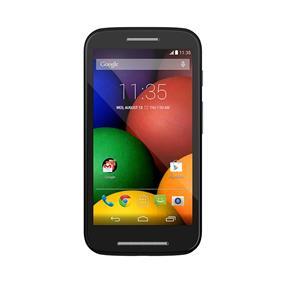 "Motorola Moto E - 4.3"" Unlocked Smartphone - Black"